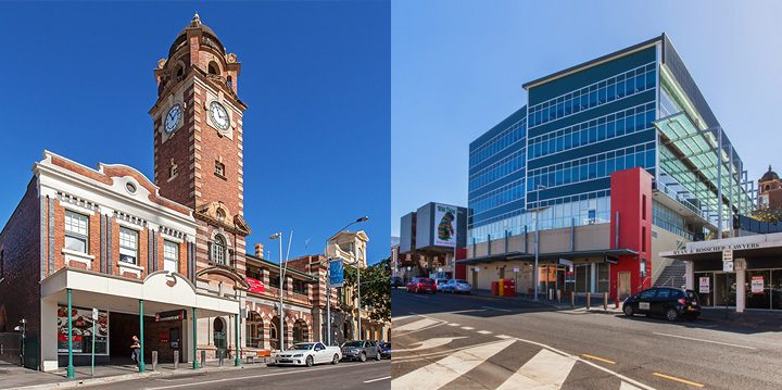 Landmark Ipswich Office Asset – Tower Central